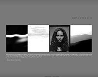 Roni Stretch artist website