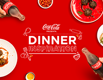 COCA-COLA DINNER INSPIRATION