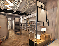 CROCOTARI | Accessories shop interior