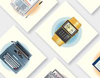 Calendario 2016 · Equipos Comerciales · Gadgets