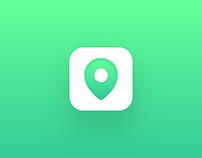Location Icon #dailyui