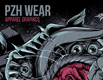 PZH Wear Apparel graphics