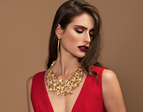 Amara Prive Jewelry Campaign'2017.