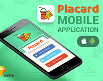 Placard Mobile App, UX / UI