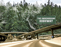 Underground Highway Cover Art