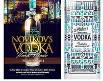 Novikov's vodka
