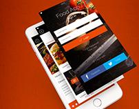 Food App - Apps Design