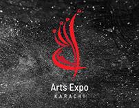 Logo Design - Arts Expo Karachi (Cancelled Event)
