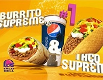 Taco Bell - Combos