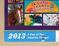 DSGSEMI 2013 Calendar