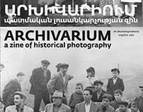 Archivarium: a zine of historical photography