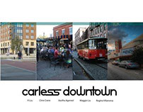 Carless Downtown