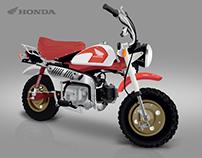 Honda monkey z-50