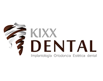 Kixx Dental Branding integral