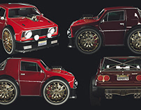 Sapienza (car model video)