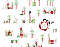 Motif de Noël