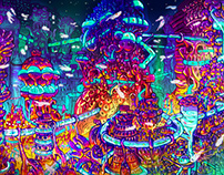 Monster Cities