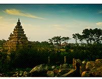Shore Temple - Mahabalipuram