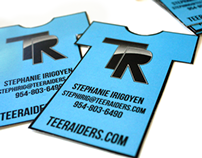 TeeRaiders Cards/Stickers