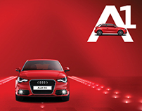 Audi A1 corporate deal for airline staff