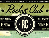 Rocket Club Website