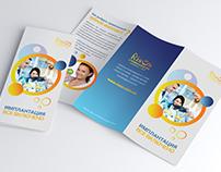Risus - Tri-fold brochure