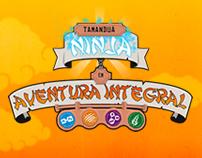 Tamanduá Ninja - Trakinas