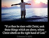 Todd Tomasella | Risen with Christ