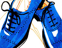 Shoe Spot Warm-Ups