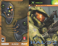 Halo 2 Game Manuals