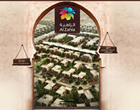 Al Zahia Website