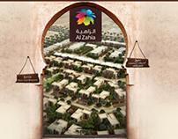 Al Zahia Website