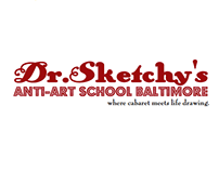 Dr. Sketchy's Anti-Art School Baltimore