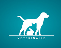 LOGO veterinaire / vet / pet