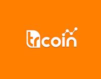 tr-coin logo çalışması