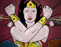 Wonder Woman - FOX RETRO