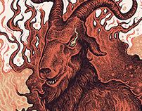 "Sam Raimi's ""Drag Me to Hell"" Fan Art"