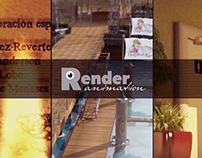 Render Animation Demo Reel
