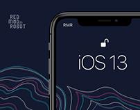 iOS 13: concept