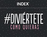 Campaña INDEX