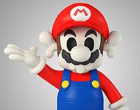 Super Mario Skull