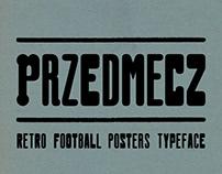 PRZEDMECZ | Retro Fonts