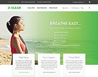 Xlear, Inc. Brands - Ecommerce Design