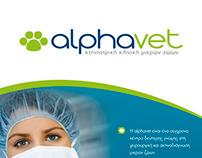 Alphavet Vet Clinic Brochure