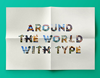 LETTRAVEL - Around the world with type