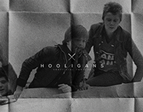 Hooligans - Branding - A Project A Week #2