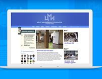 Сайт Центра молодёжных инициатив г. Старый Оскол
