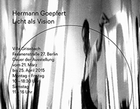 Hermann Goepfert Exhibition