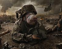 CARGILL Soldiers Pigs