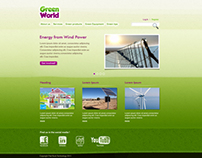 GreenWorld Design Entry